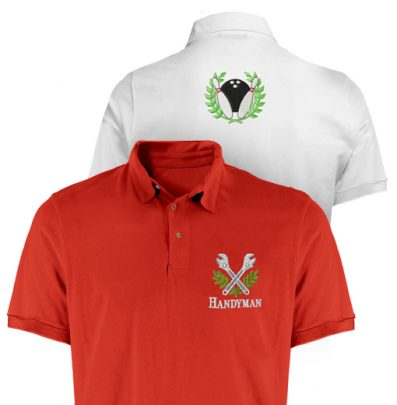 custom embroidered shirts in Miami