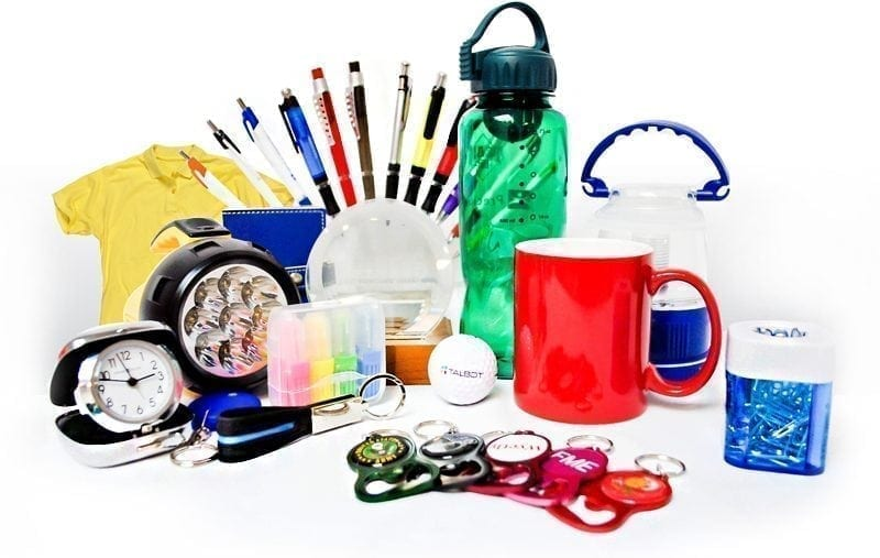 imprinted promotional products