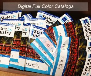 Facebook and Instagram Top Class Signs and Printing Digital Full Color Catalogs