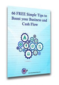 Top Class Signs and Printing 66 FREE Simple Tips to Boost your Business and Cash Flow Book Image