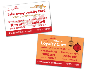 Top Class Signs and Printing discount cards
