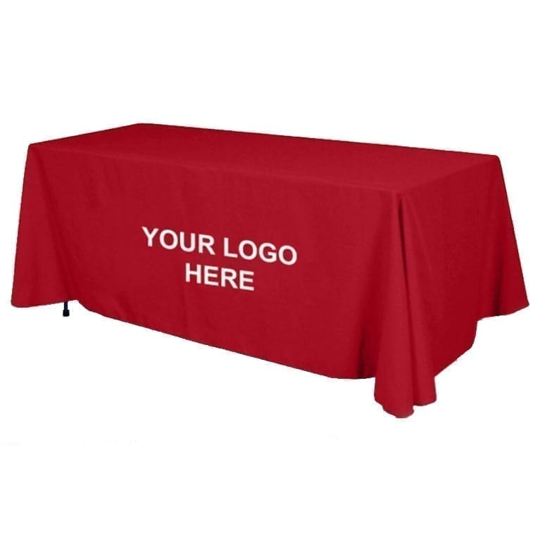 cheap table covers imprinted