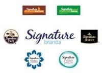 Branded signatures