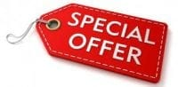Offer discounts, coupons