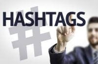 Use trending hashtags and join in the buzz