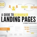 Create landing pages that say specific targeted message