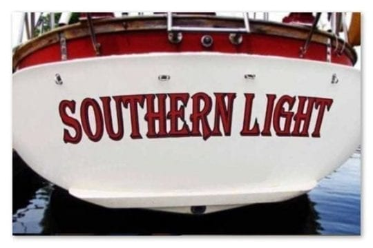 signs for boats company