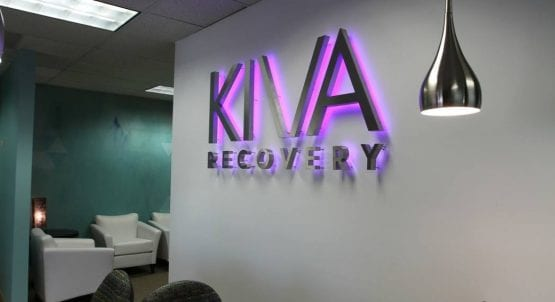 Miami lakes 3D office sign