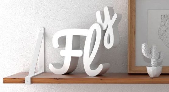 North Miami 3d office signs