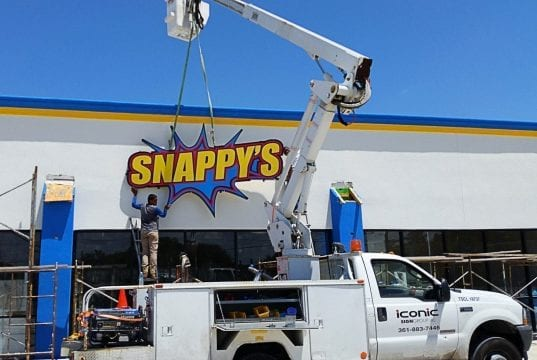 Signs company in Miami Springs