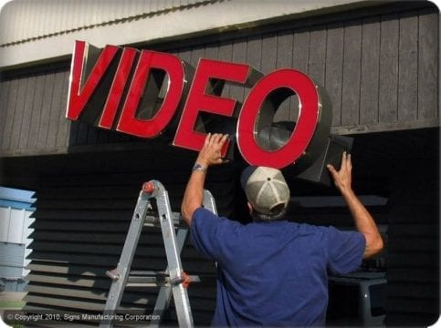 Signs company in Florida