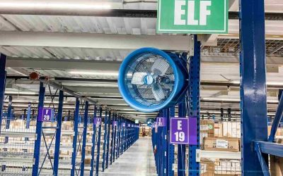 Benefits and advantages of using warehouse signs